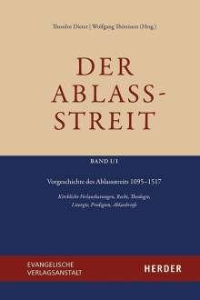 Vorgeschichte des Ablassstreits 1095-1517, Buch