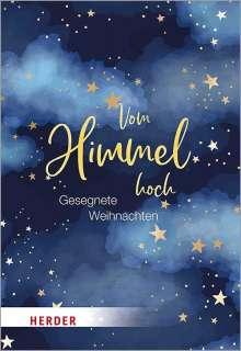 Vom Himmel hoch, Buch