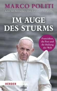 Marco Politi: Im Auge des Sturms, Buch