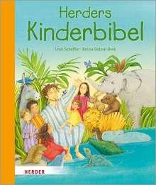Ursel Scheffler: Herders Kinderbibel, Buch