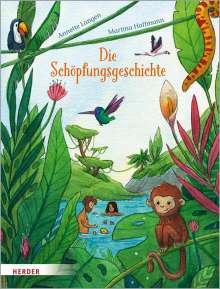 Annette Langen: Die Schöpfungsgeschichte, Buch