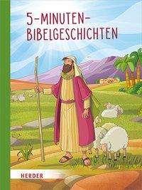 Vanessa Carroll: 5-Minuten-Bibelgeschichten, Buch