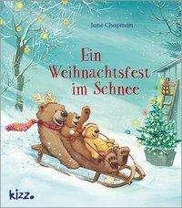 Jane Chapman: Ein Weihnachtsfest im Schnee, Buch