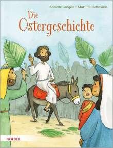 Annette Langen: Die Ostergeschichte, Buch