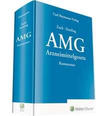 AMG - Kommentar, Buch