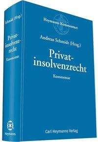 Privatinsolvenzrecht - Kommentar, Buch