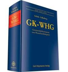 GK-WHG - Kommentar, Buch