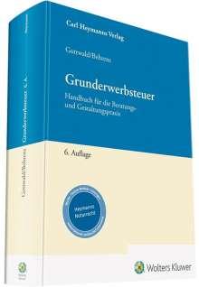 Stefan Behrens: Grunderwerbsteuer, Buch