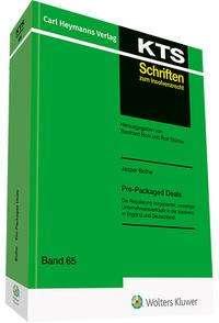 Jasper Bothe: Pre-Packaged Deals, Buch
