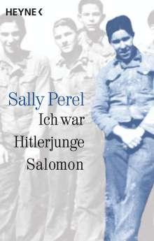 Sally Perel: Ich war Hitlerjunge Salomon, Buch