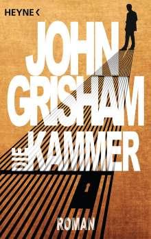 John Grisham: Die Kammer, Buch