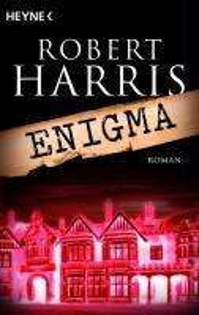 Robert Harris: Enigma, Buch