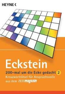 Eckstein: 200 mal um die Ecke gedacht 02, Buch