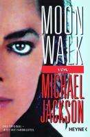 Michael Jackson: Moonwalk, Buch