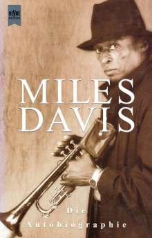 Miles Davis: Miles Davis, die Autobiographie, Buch