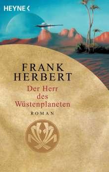 Frank Herbert: Der Wüstenplanet 02. Der Herr des Wüstenplaneten, Buch