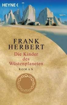Frank Herbert: Der Wüstenplanet 03. Die Kinder des Wüstenplaneten, Buch