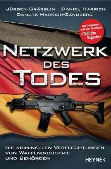 Jürgen Grässlin: Netzwerk des Todes, Buch