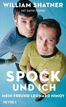 William Shatner: Spock und ich, Buch