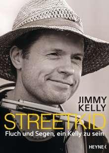 Jimmy Kelly: Streetkid, Buch