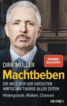 Dirk Müller: Machtbeben, Buch