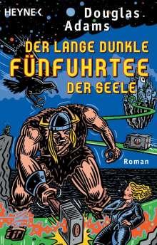 Douglas Adams: Der lange dunkle Fünfuhrtee der Seele, Buch
