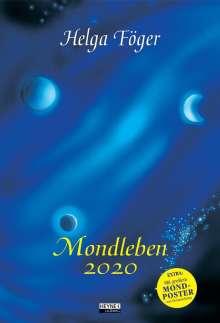 Helga Föger: Mondleben 2020, Diverse