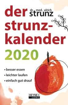 Ulrich Strunz: Der Strunz-Kalender 2020 - Taschenkalender, Diverse