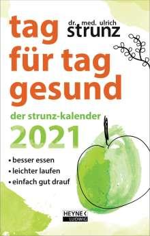 Ulrich Strunz: Der Strunz-Kalender 2021 - Taschenkalender, Diverse