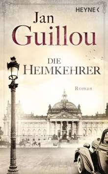 Jan Guillou: Die Heimkehrer, Buch