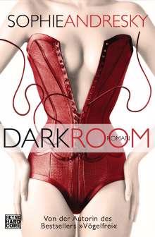 Sophie Andresky: Dark Room, Buch
