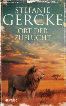 Stefanie Gercke: Ort der Zuflucht, Buch