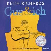 Keith Richards: Gus & ich, Buch