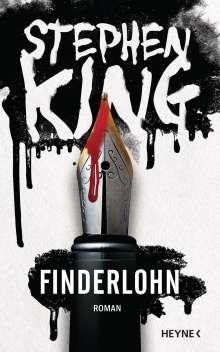 Stephen King: Finderlohn, Buch