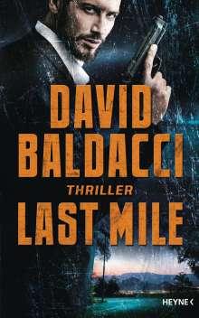 David Baldacci (geb. 1960): Last Mile, Buch