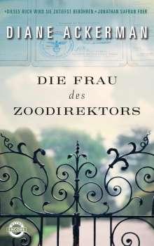 Diane Ackerman: Die Frau des Zoodirektors, Buch