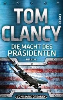 Tom Clancy: Die Macht des Präsidenten, Buch