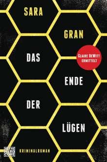 Sara Gran: Das Ende der Lügen, Buch