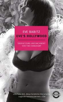 Eve Babitz: Eve's Hollywood, Buch
