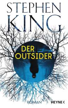 Stephen King: Der Outsider, Buch