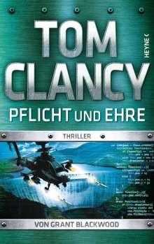 Tom Clancy: Pflicht und Ehre, Buch