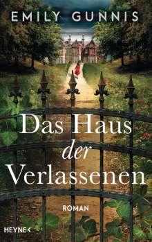 Emily Gunnis: Das Haus der Verlassenen, Buch