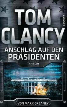 Tom Clancy: Anschlag auf den Präsidenten, Buch
