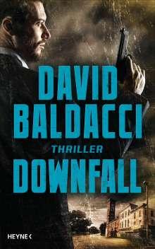 David Baldacci (geb. 1960): Downfall, Buch