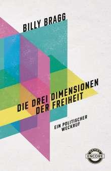 Billy Bragg: Die drei Dimensionen der Freiheit, Buch