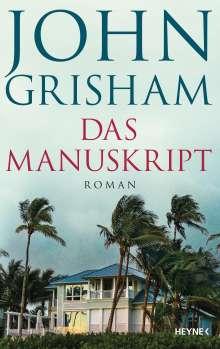 John Grisham: Das Manuskript, Buch