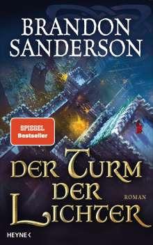 Brandon Sanderson: Der Turm der Lichter, Buch