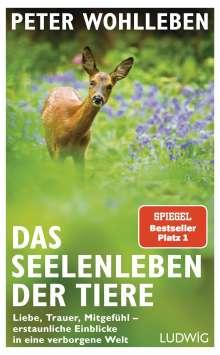 Peter Wohlleben: Das Seelenleben der Tiere, Buch
