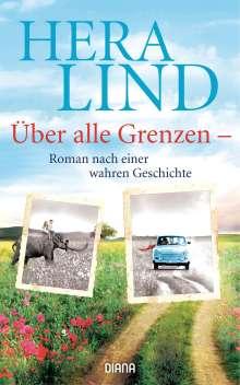 Hera Lind: Über alle Grenzen, Buch