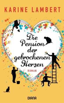 Karine Lambert: Die Pension der gebrochenen Herzen, Buch